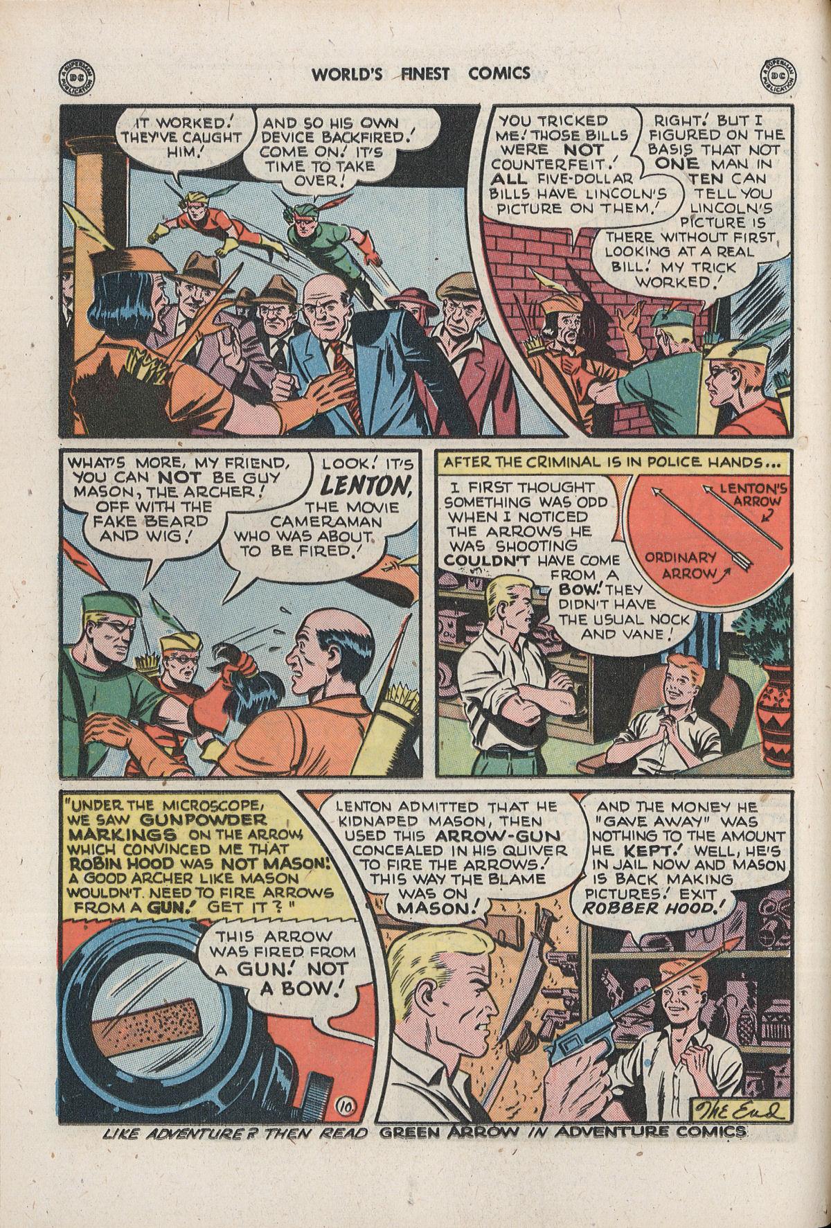 Read online World's Finest Comics comic -  Issue #33 - 26