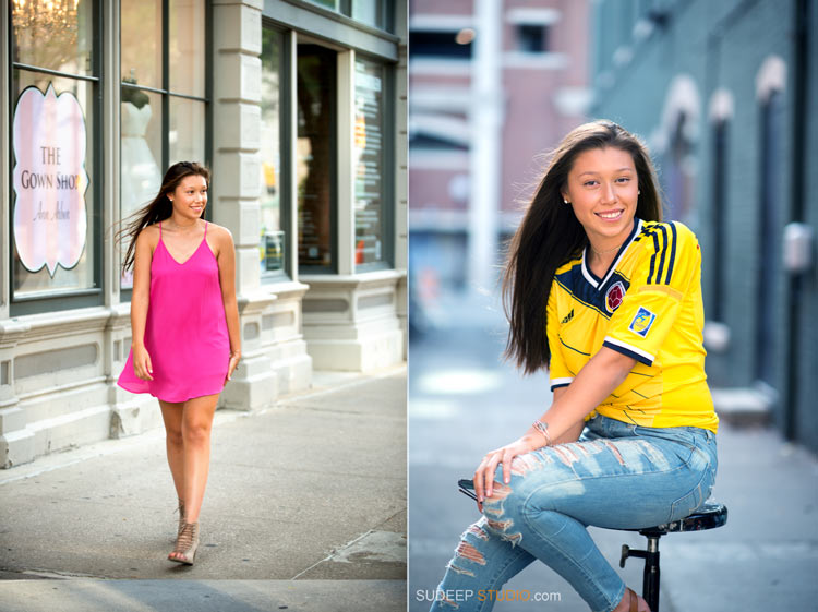 Girls Senior Picture ideas Ann Arbor Senior Pictures Photographer - SudeepStudio.com