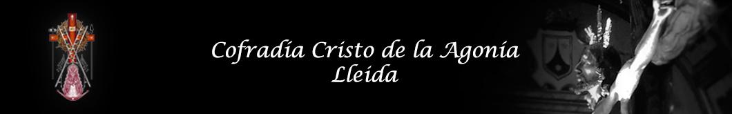 Cofradía del Cristo de la Agonía de Lleida -  Semana Santa Lleida