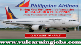 Latest Jobs In Philippine Airlines 2019