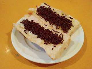 Le Chameau Bleu - Paillette de chocolat Petite déjeuner belge