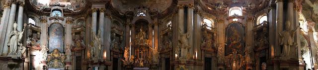 église Saint-Nicolas Prague
