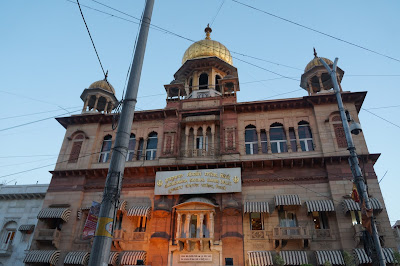 Sudut Pasar di Old Town New Delhi