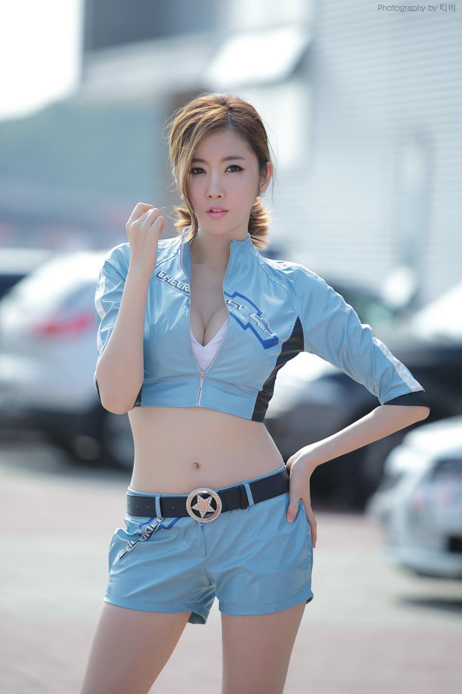 xxx nude girls: Choi Byeol Yee - CJ SuperRace 2012 R1