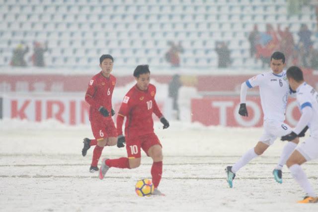 Nhận định U23 Việt Nam vs U23 Uzbekistan, 19h30 ngày 7/8 (Cúp Tứ hùng 2018) 2