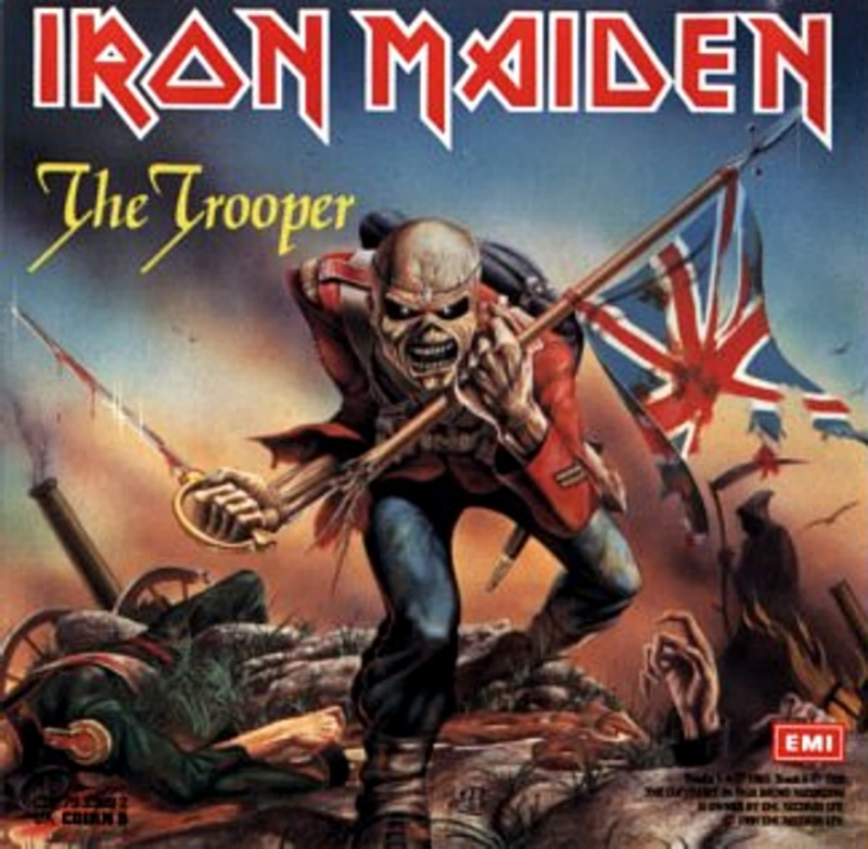 Symphonic Iron Maiden The Trooper