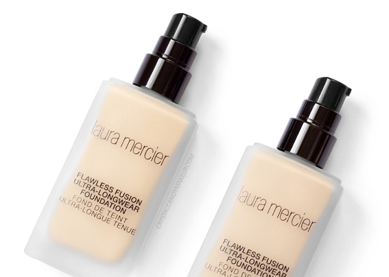 Laura Mercier Flawless Fusion Foundation Review Ivory Macadamia