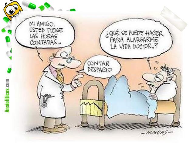Chiste de Médicos: Moribundo