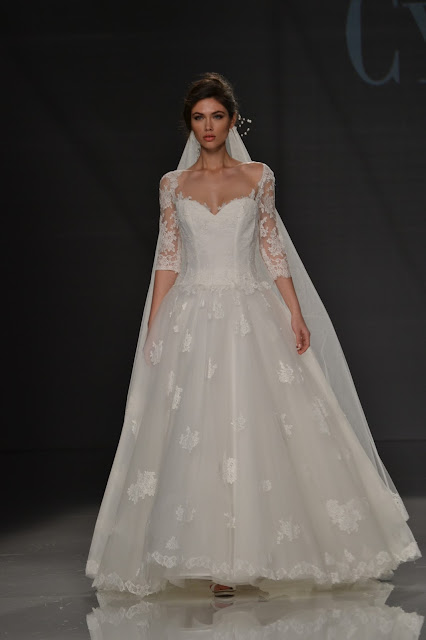 """Cymbeline Paris at Barcelona Bridal Fashion Week"""