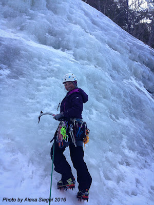 first ice lead, lesson, thresher, cathedral ledge