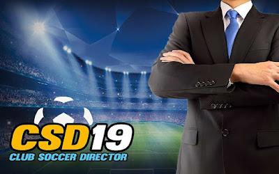 Club Soccer Director 2019 Mod Apk Download