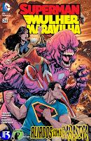 Os Novos 52! Superman & Mulher Maravilha #24