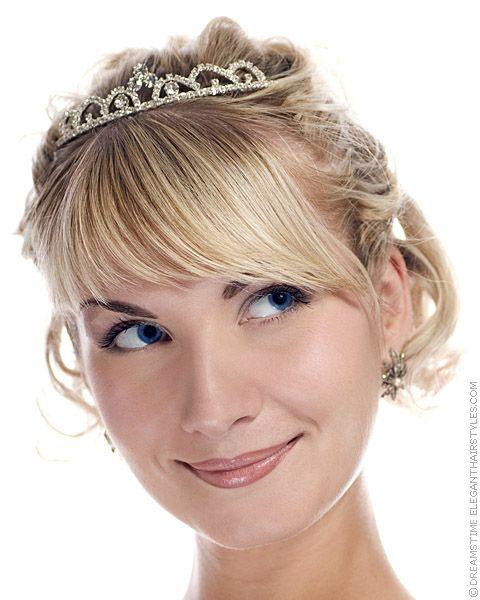 Elegant Wedding Hairstyle Idea: All FUN 143: Elegant Wedding Hairstyles