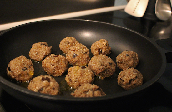 Vegetarian Meatballs Recipes UK