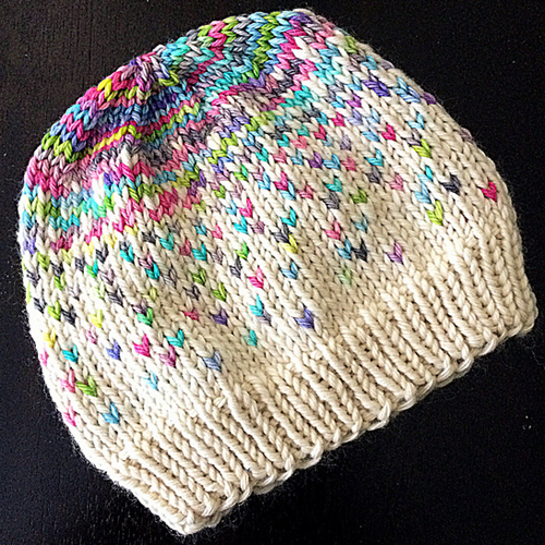 Kaiya Mei Hat Knitting Pattern