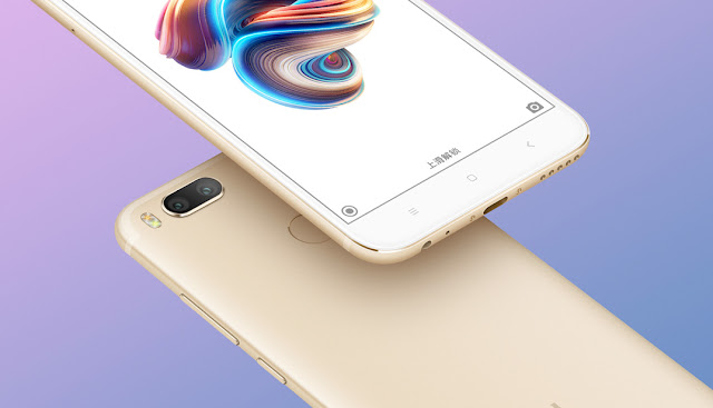 Mi A1 Android One Firmware Ported to the Mi 5X