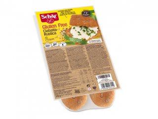 Petits pains rustiques sans gluten Schär