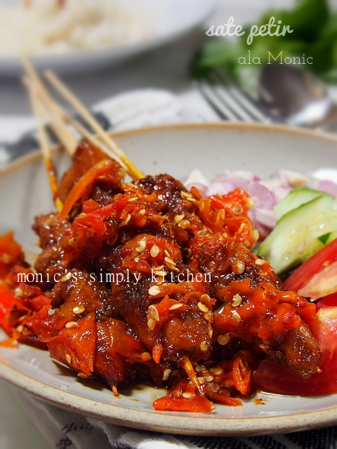 sate petir pak nano wanna be