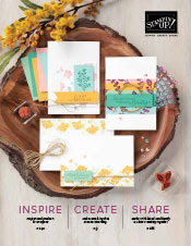 Stampin' Up! 2020-21 Annual Catalog