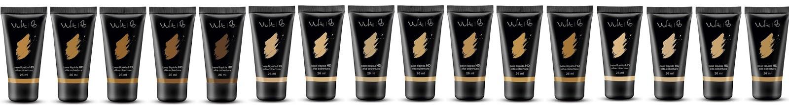 Base líquida, base efeito matte, base matte, vult cosmetica, base vult, base duradoura, base alta cobertura, maquiagem, amo make, maquiagens, bases , ultra hd,