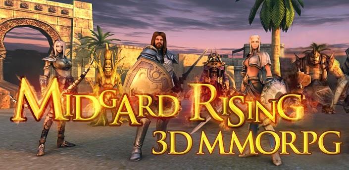 Juego Midgar Rising 3d El World Of Warcraft Gratuito De Android