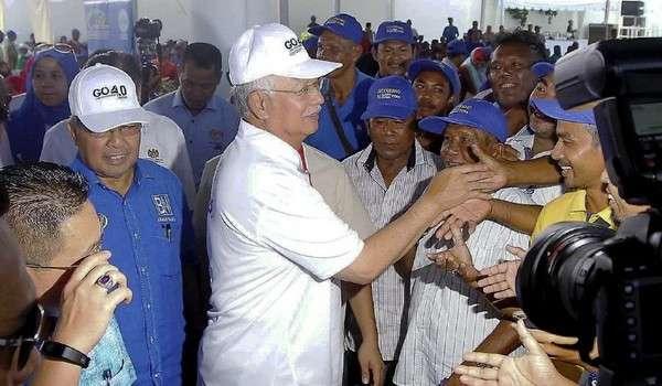 Perdana Menteri, Najib Razak umum peruntukan RM1.3 bilion untuk Pulau Langkawi