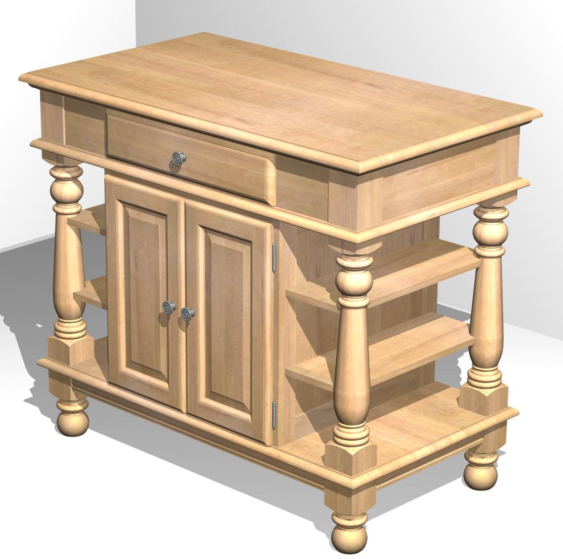 Image Result For Country Kitchen Island
