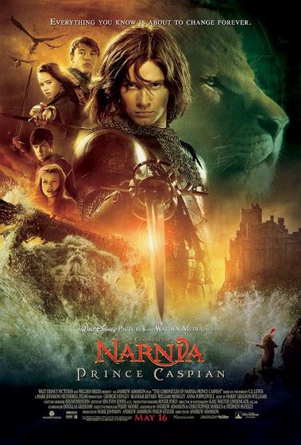 The Chronicles of Narnia 2: Prince Caspian (2008) อภินิหารตำนานแห่งนาร์เนีย ตอน เจ้าชายแคสเปี้ย