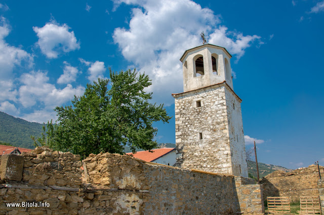 St. Mercurius (Св. Меркурие) monastery in Bareshani village, Bitola Municipality, Macedonia