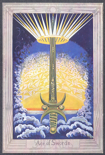 Thoth Death Tarot Card Tutorial: Wisdom Of Astrology