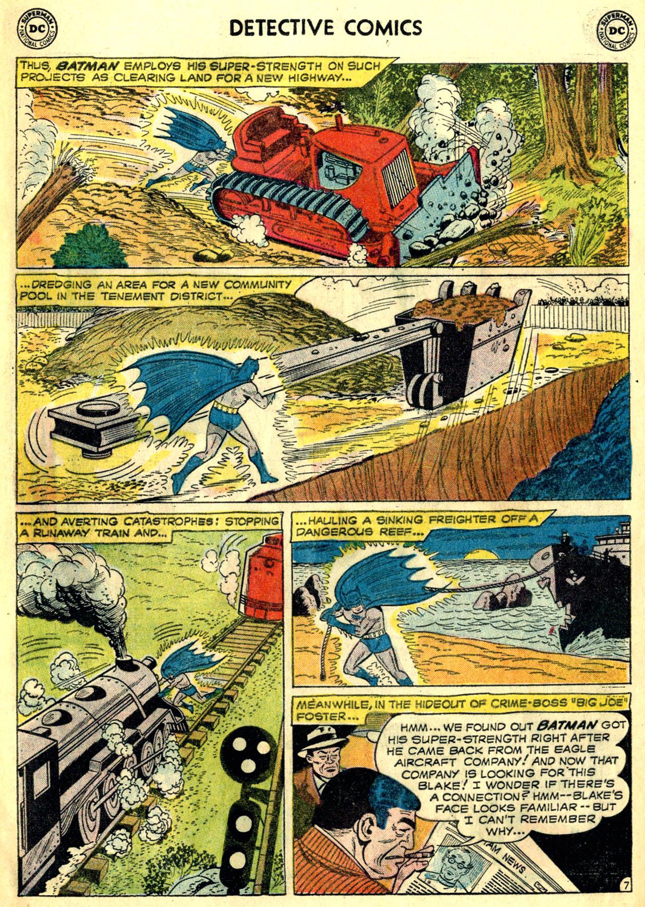 Read online Detective Comics (1937) comic -  Issue #268 - 9