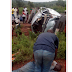 Photos Of Ghastly Motor Accident Along Lokoja-Abuja Expressway