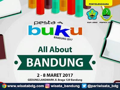 Pesta Buku Bandung 2017