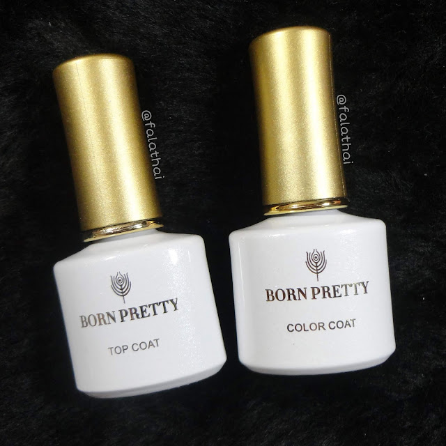 Top Coat e Color Coat da Born Pretty