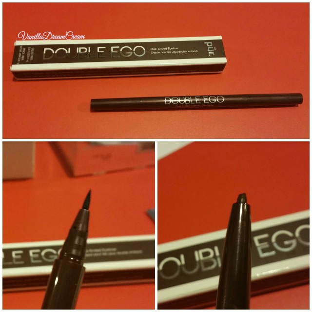 double ended eyeliner with felt tip on one end