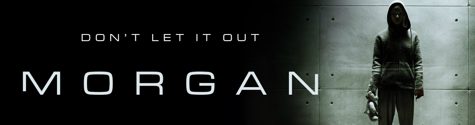 Morgan (2016) Film Banner