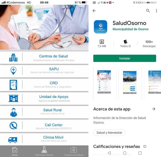 Osorno: Municipalidad lanza app sobre servicios e instalaciones