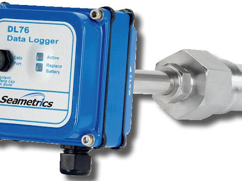 Seametrics Data Logger DL76