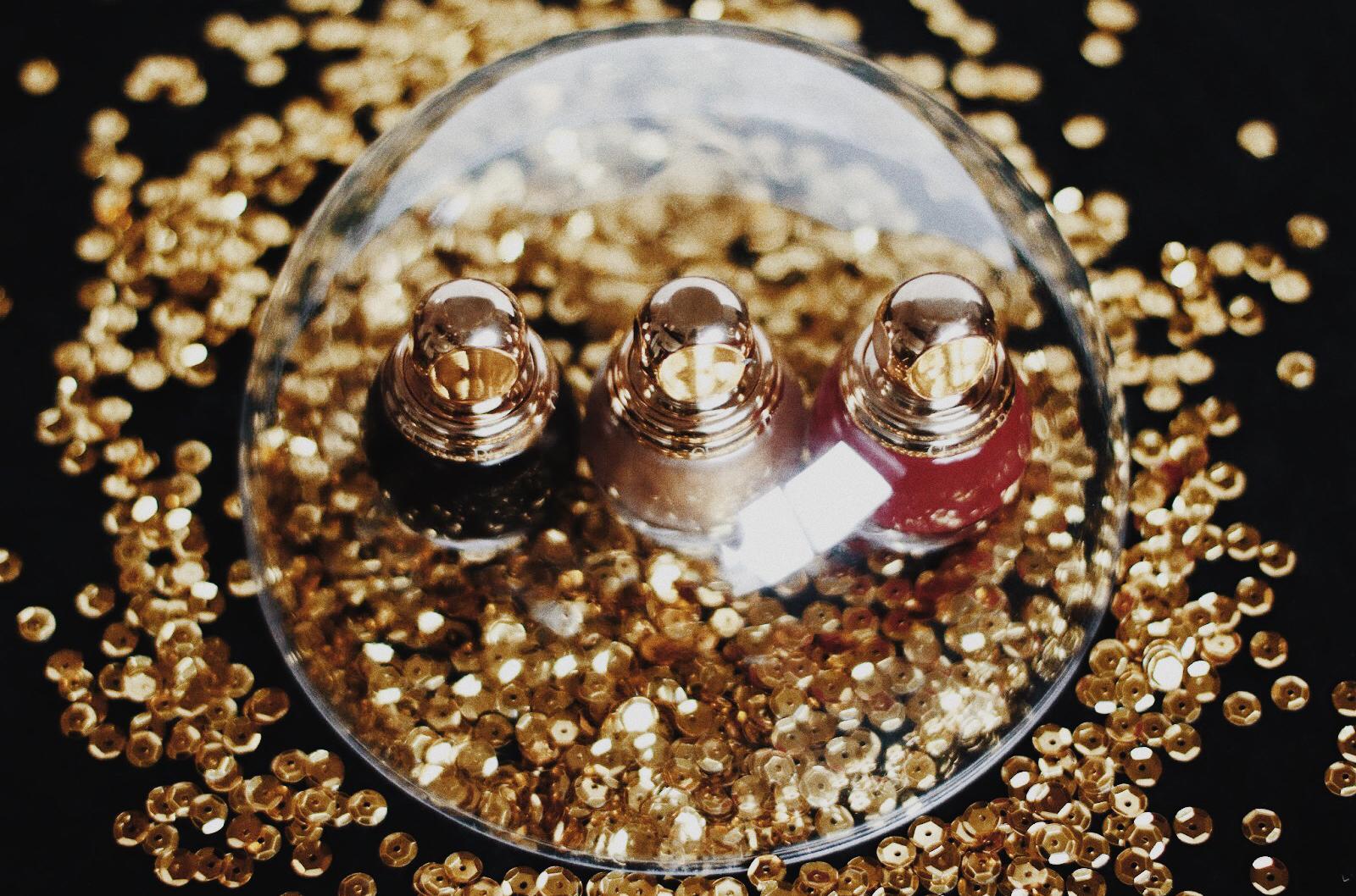 dior diorific noel 2016 vernis splendor golden cosmic avis test swatch