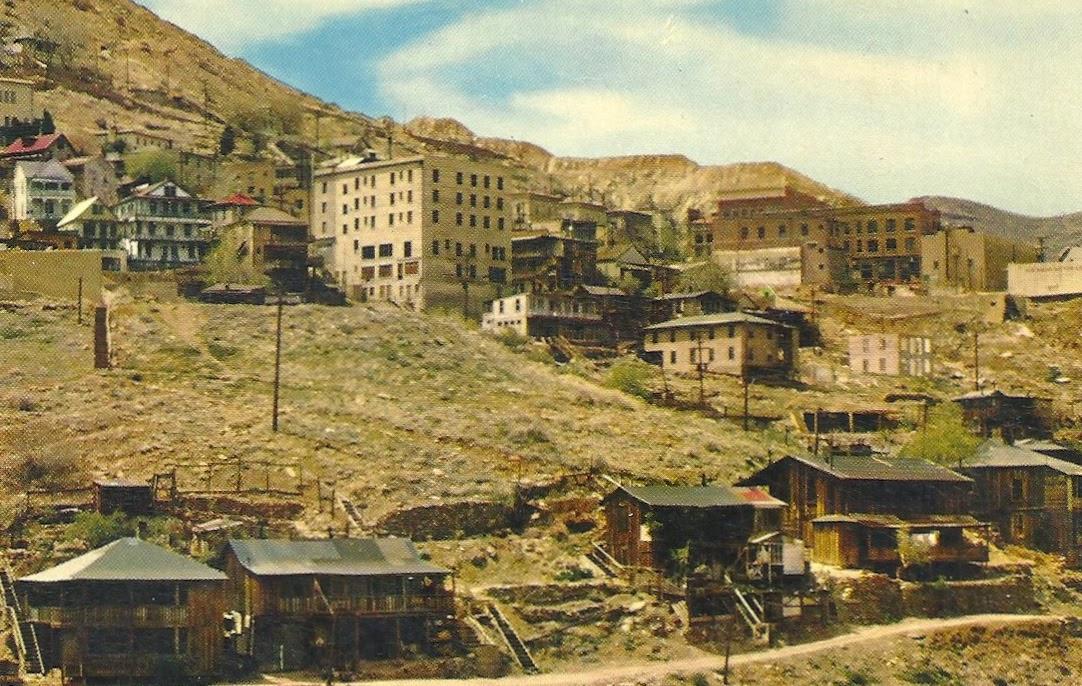 Bisbee, Arizona: why this old mining town in Donald Trump ... |Arizona Mining Towns