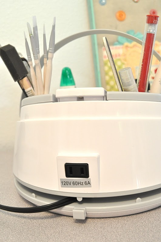ottlite super awesome craft caddy {giveaway}