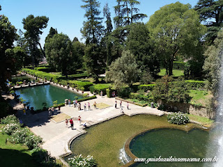 villa deste jardins guia portugues - Villa D'Este em Tivoli com guia em português