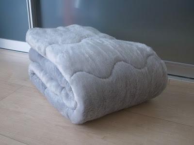 メーカー直販 あったかムートン調アクリルマイヤー毛布生地 敷きパッド