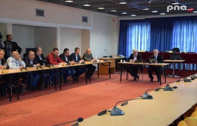 Επίσκεψη του Αντιπροέδρου της Κυβέρνησης Γιάννη Δραγασάκη και συνάντηση με φορείς στην Τρίπολη (βίντεο)