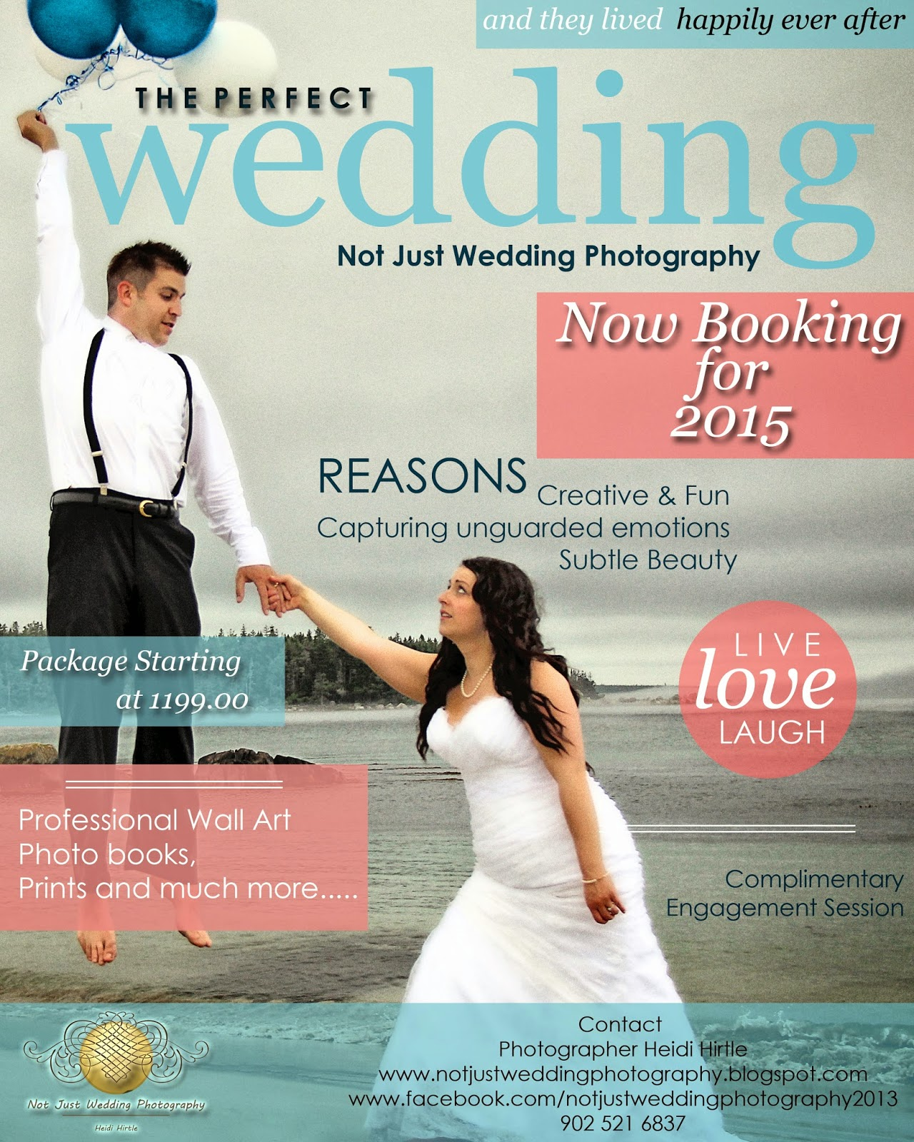 Not Just Wedding Photography Now Booking For 2017