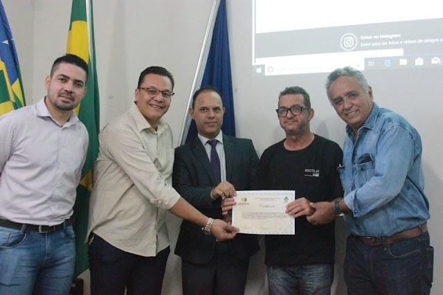Senador Canedo: Solenidade marca abertura da campanha Maio Amarelo