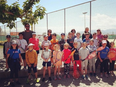 Ολοκληρώθηκε με διακρίσεις στο Άργος το Προπαιδικό Ενωσιακό Τουρνουά Αντισφαίρισης κάτω των 10 ετών