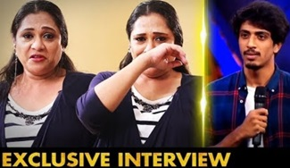 Actress Uma Riyaz Khan Interview | Bigg Boss