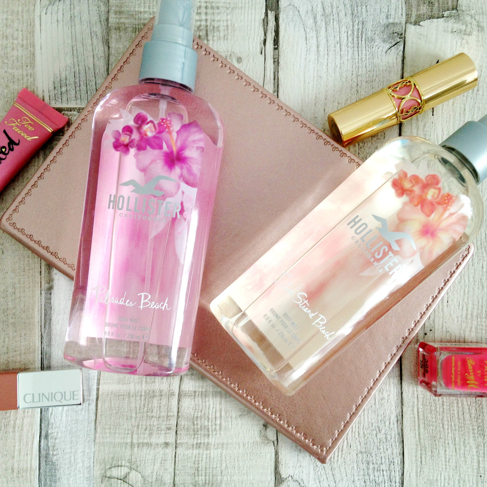 Hollister Body Mists