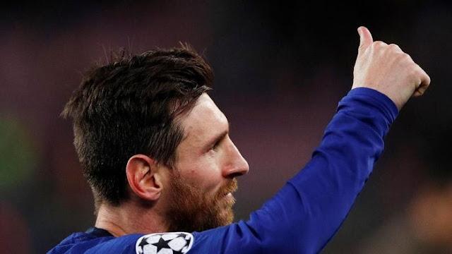 Messi Layak Raih Ballon d'Or Meski Tak Juara Liga Champions